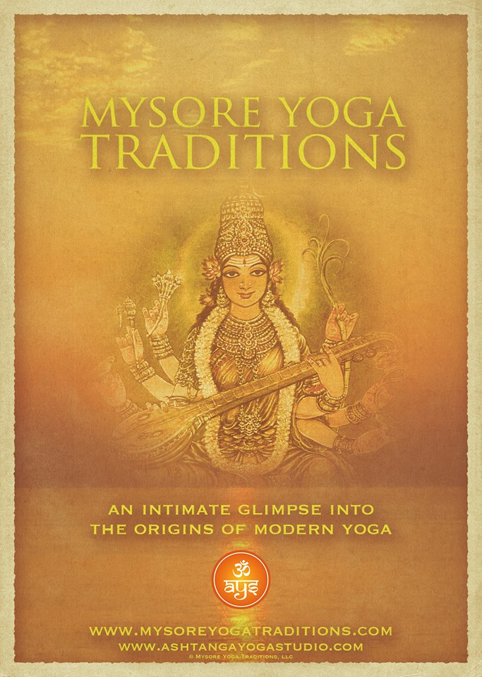 Film Mysore Yoga Traditions