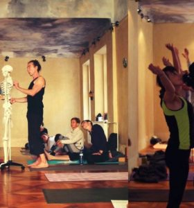 Undeground Yoga School – IV. běh